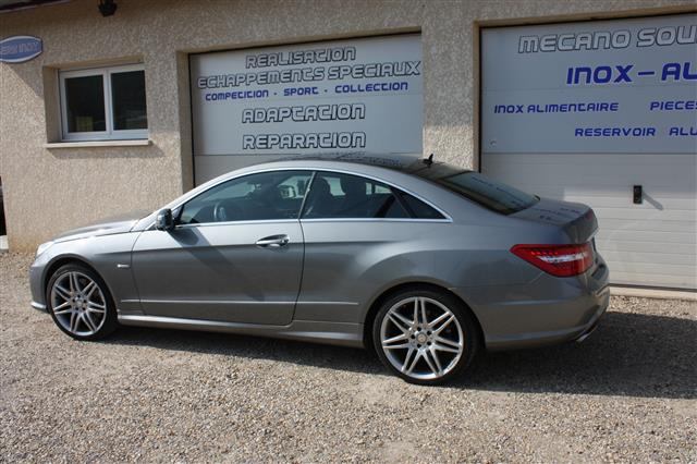 Mercedes CLASSE E COUPE BI TURBO